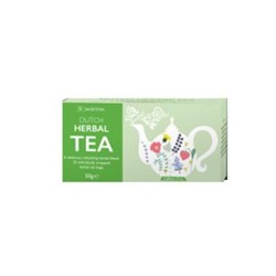 Dutch Herbal Tea - Jan de Vries25 x 2g